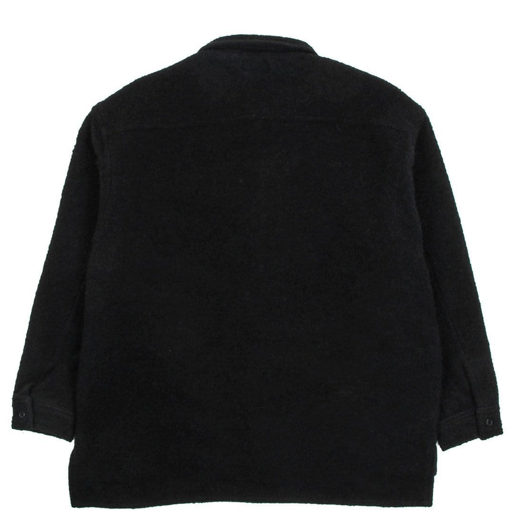 Cav Empt WOOL SHIRT JACKET Black