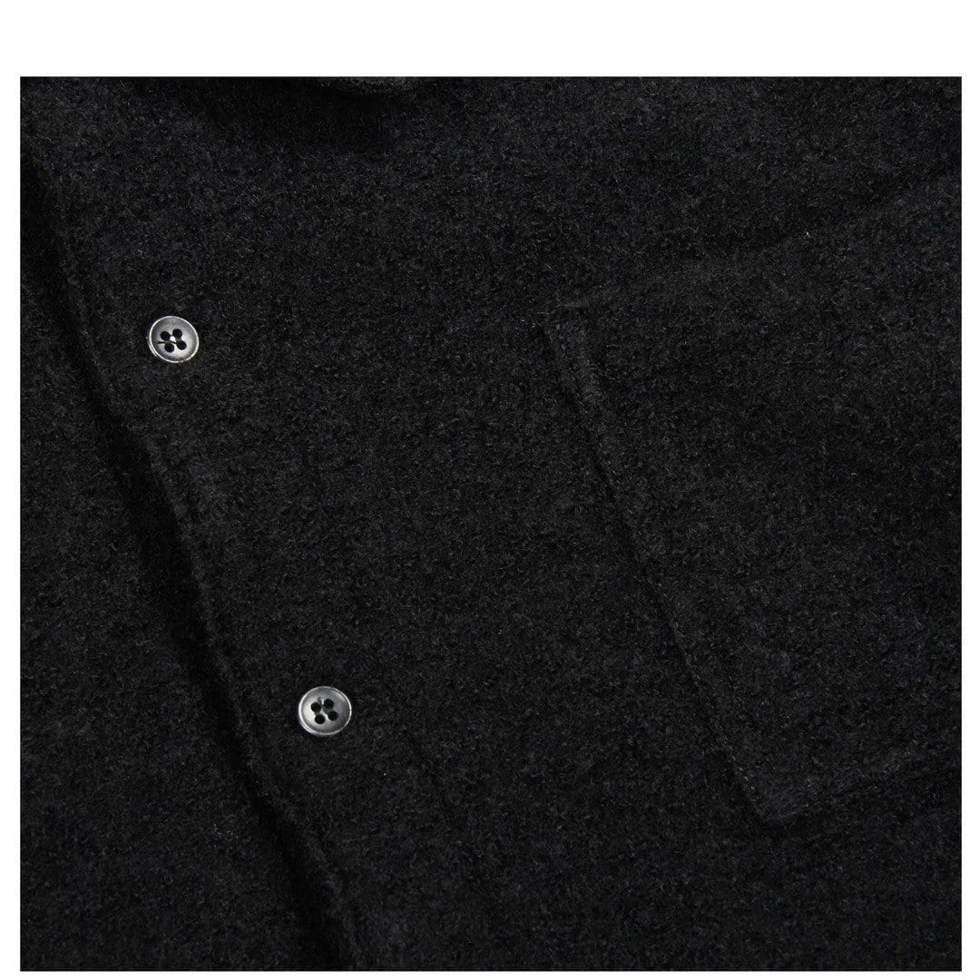 Cav Empt Outerwear WOOL SHIRT JACKET