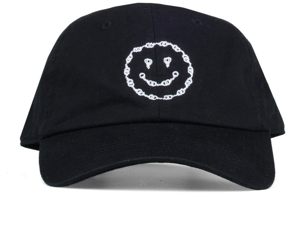 Pleasures SMILEY CAP Black