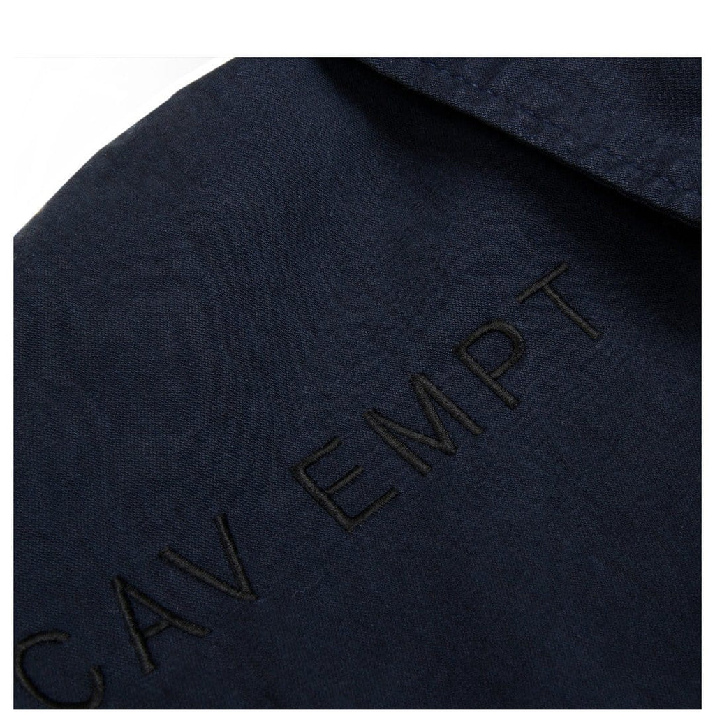 Cav Empt I.M ZIP JACKET Navy