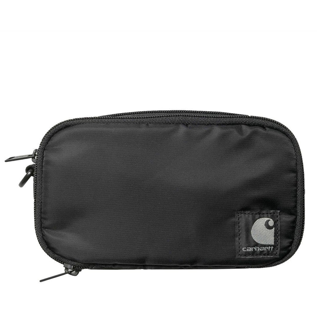 Carhartt W.I.P. HUNTER TRAVEL CASE Black