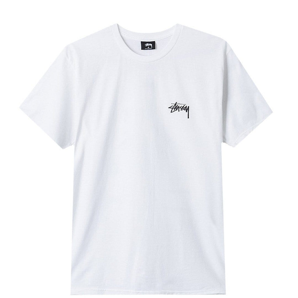 Stussy SNOW PALM TEE White