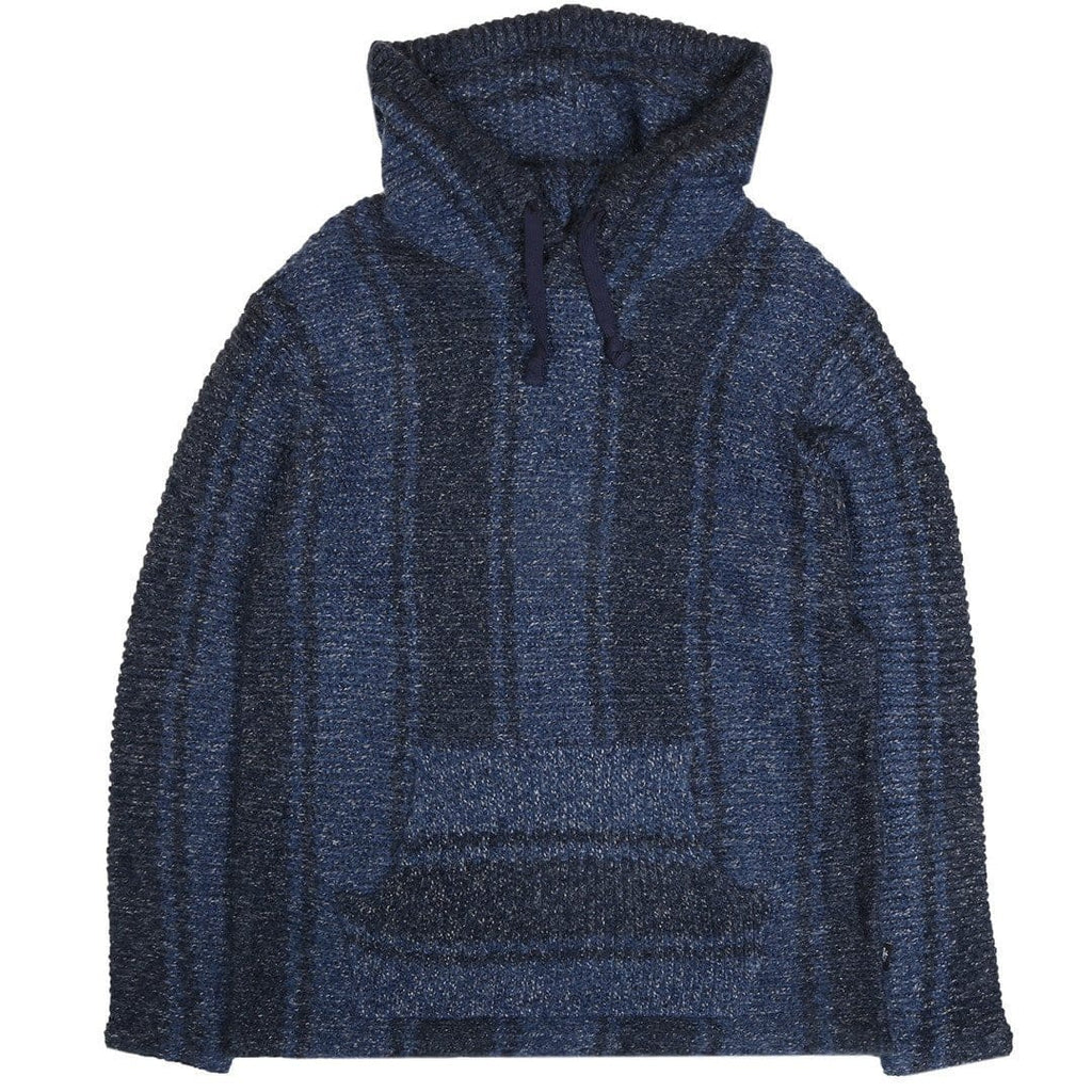 Stussy CHUNKY KNIT DRUG RUG SWEATER Navy