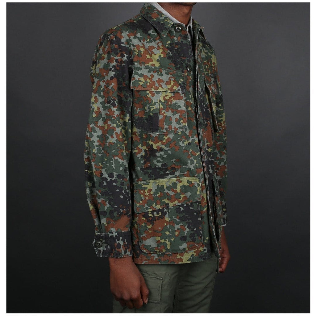 Wacko Maria JUNGLE FATIGUE JACKET ( TYPE-5 ) Flecktarn Stone Camo