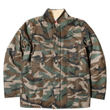 Nonnative FARMER BOA JACKET COTTON ARMY CLOTH WITH WINDSTOPPER® Camo