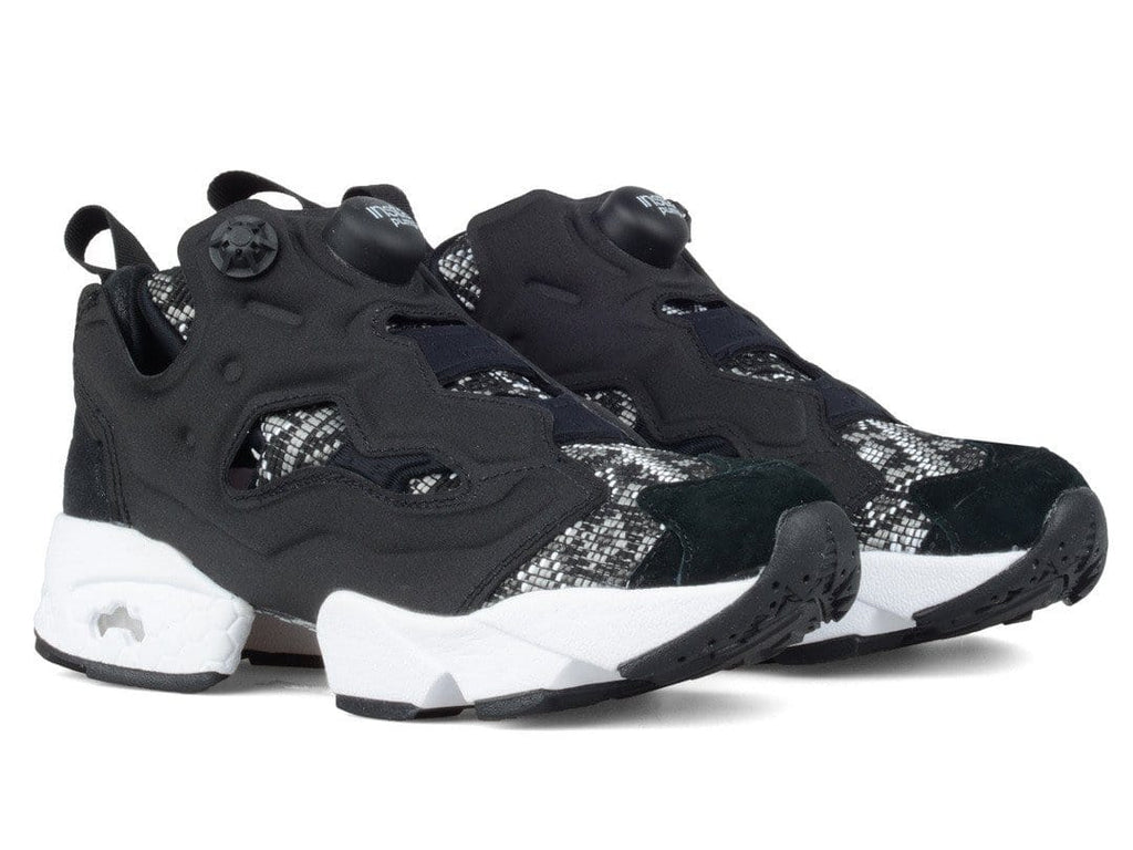 Reebok W INSTAPUMP FURY GT Black/White/Shell Purple