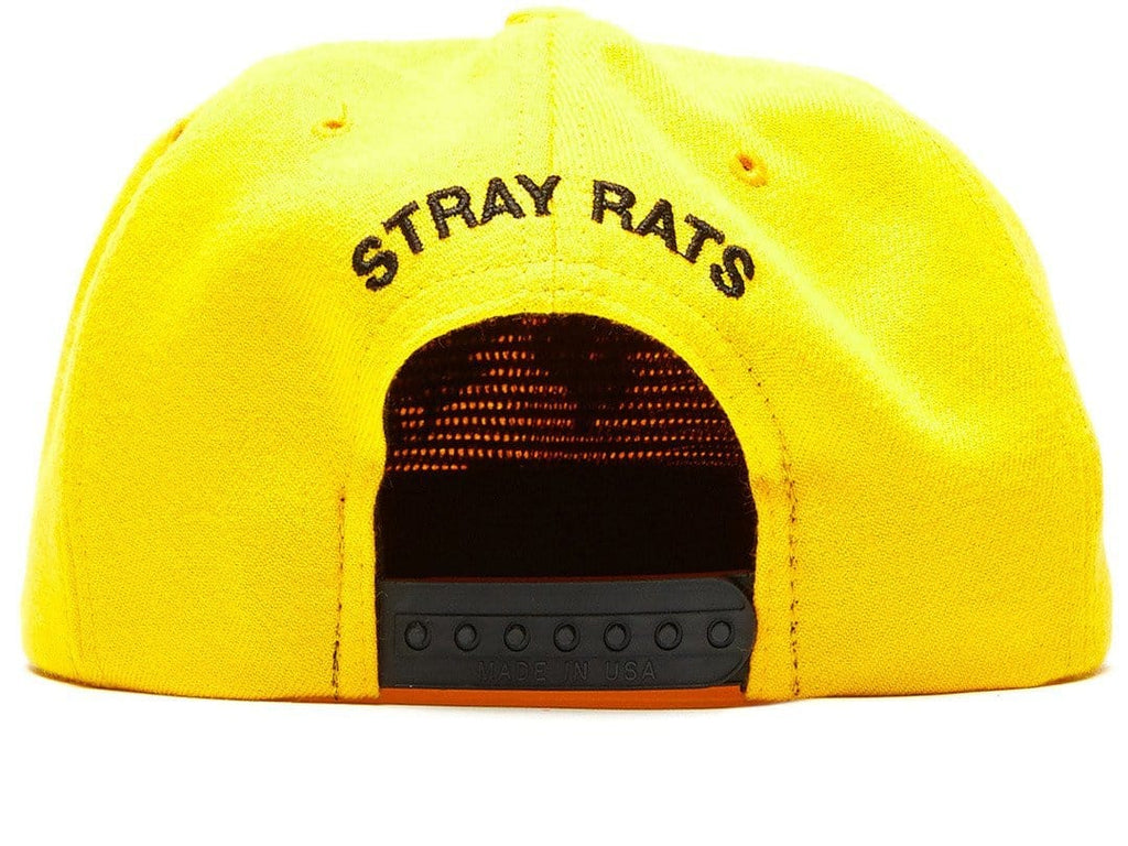 Stray Rats Alien Hat Yellow