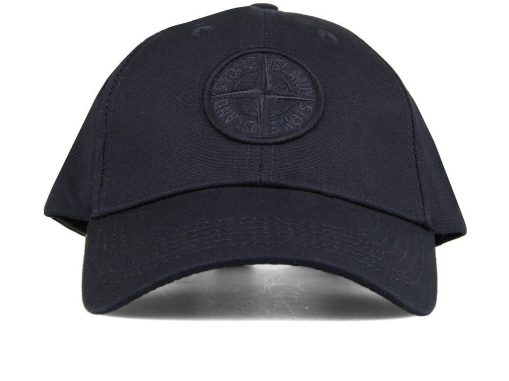 Stone Island COMPASS HAT Navy Blue