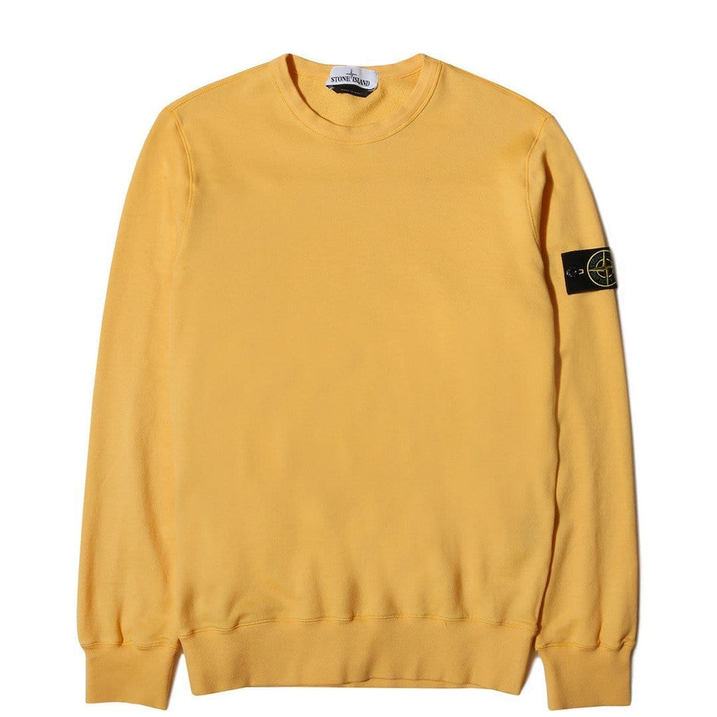 Stone Island SWEATSHIRT Yellow