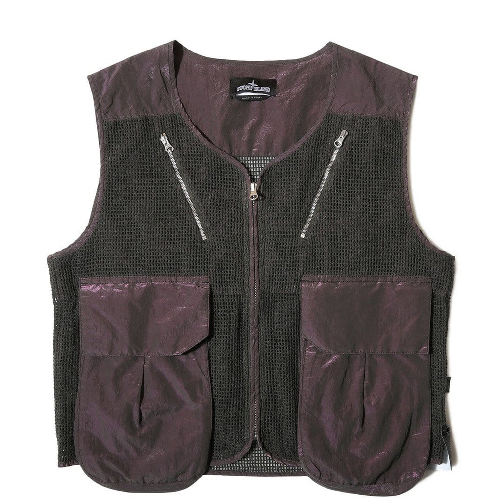 Stone Island Shadow Project GILET VEST Musk
