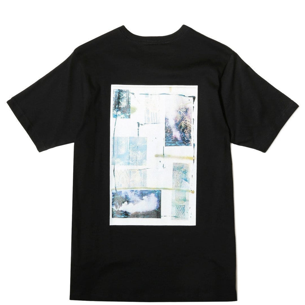 Perks and Mini PETER SUTHERLAND S/S T-SHIRT Black