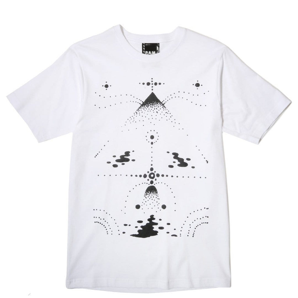 Perks and Mini SECRET CIRCUIT S/S T-SHIRT White
