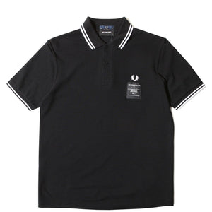 Fred Perry Shirts PRINTED TWIN TIPPED SHIRT