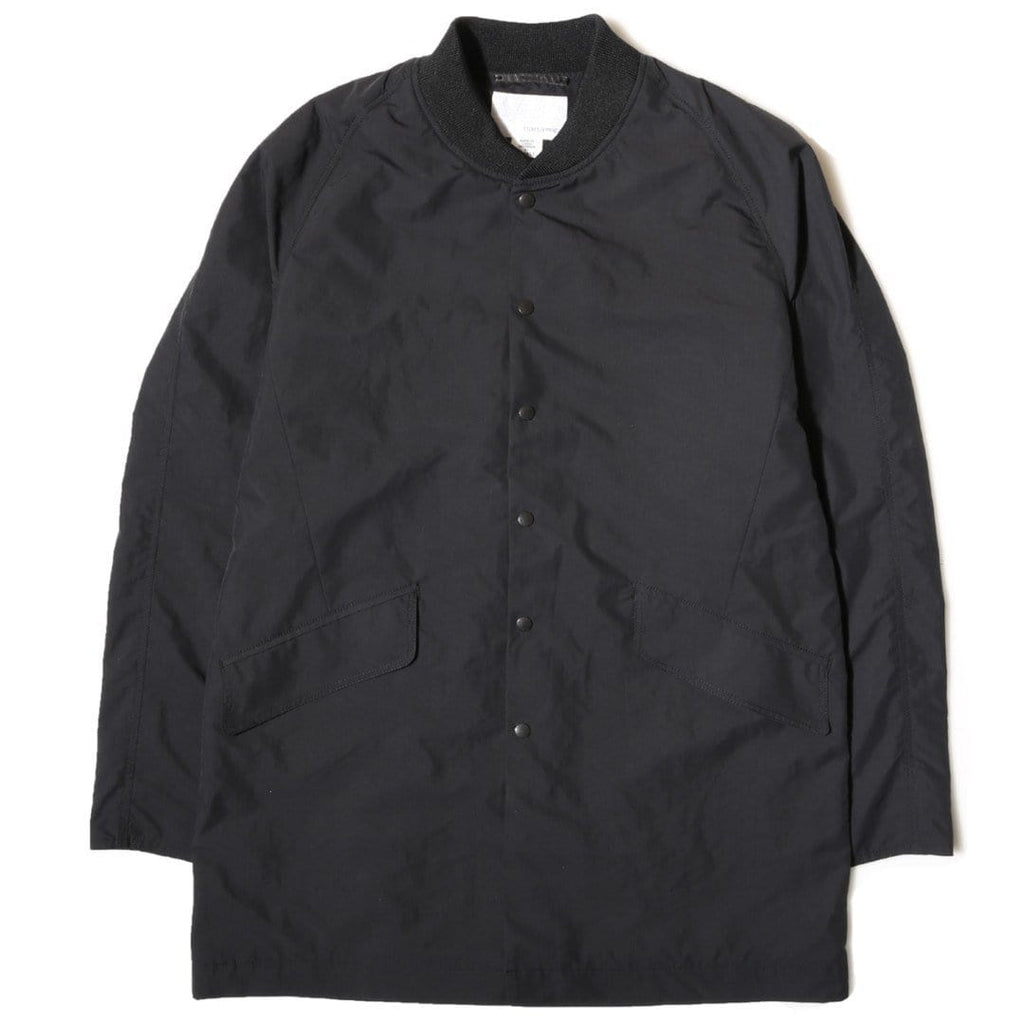 Nanamica GROUND COAT Black