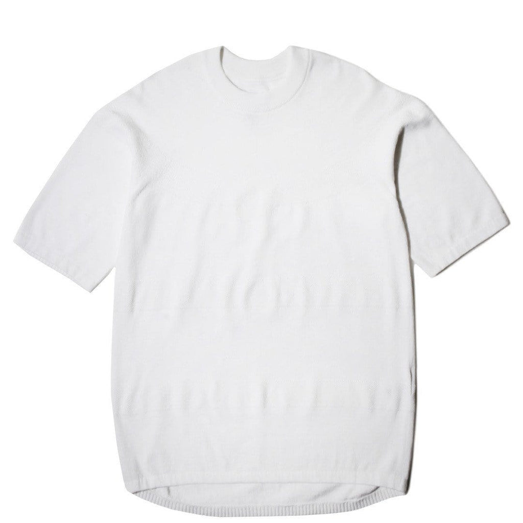 Nanamica ATHLETIC JERSEY White