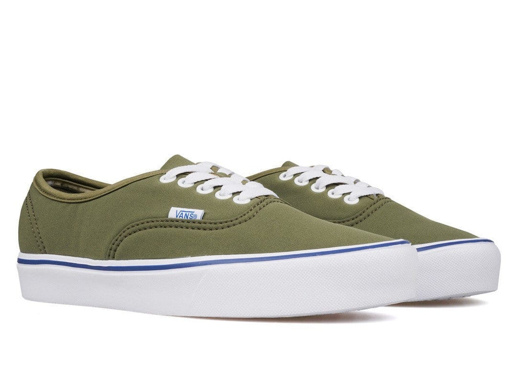 Vans Vault x Schoeller AUTHENTIC LITE LX Burnt Olive