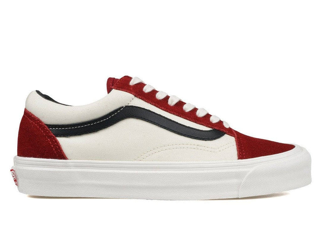 vans old skool suede/canvas