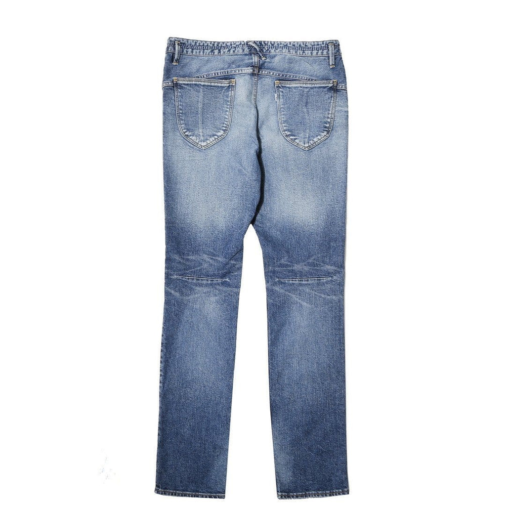Nonnative DWELLER 4P JEANS TAPERED FIT Indigo