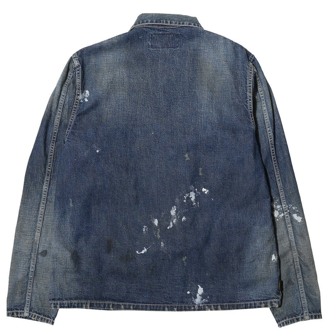 Neighborhood Outerwear WASHED . HUSTLAS / C-JKT