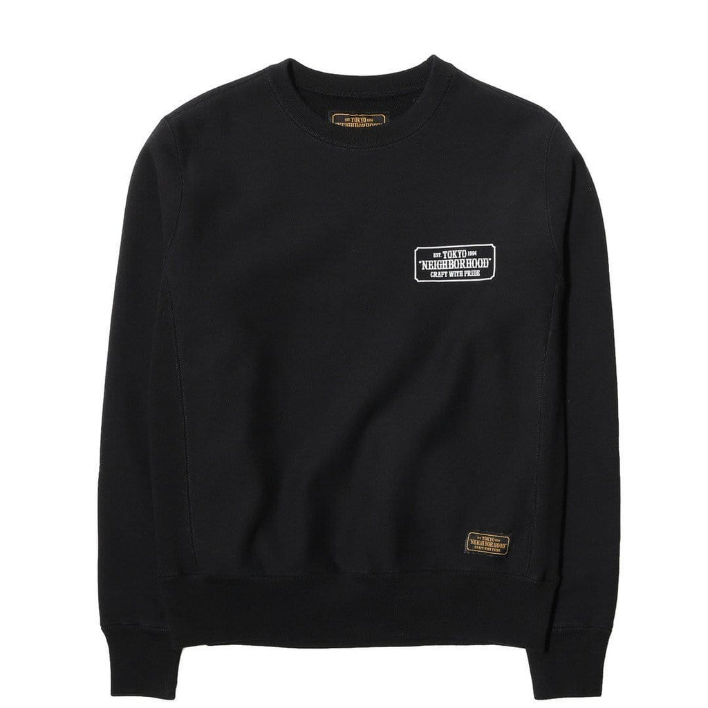 Neighborhood 80 / C-CREW . LS Black