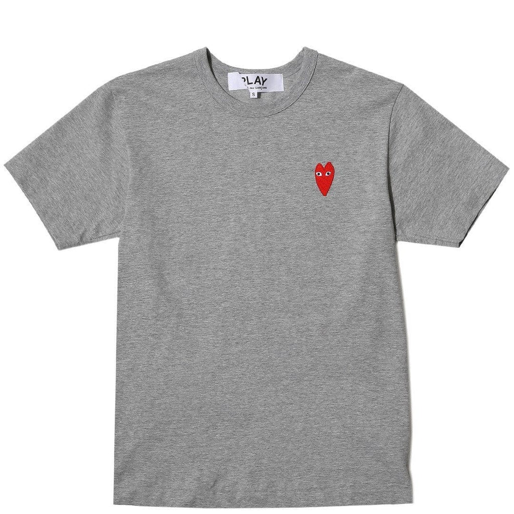 Comme des Garcons Play T-Shirt Grey