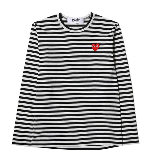 c675452a0e0a9 PLAY STRIPED T-SHIRT