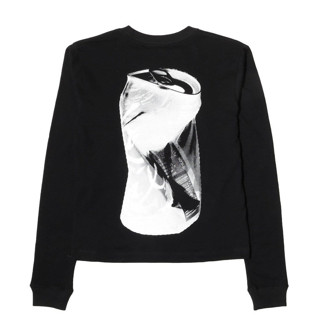 Perks and Mini CANNED PAM L/S T-SHIRT Black