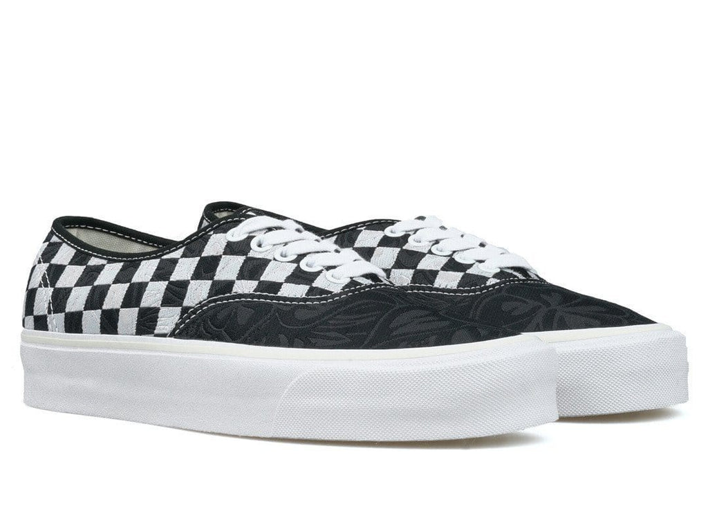 Vans Vault Jungle Jacquard AUTHENTIC JACQUARD LX Black/White