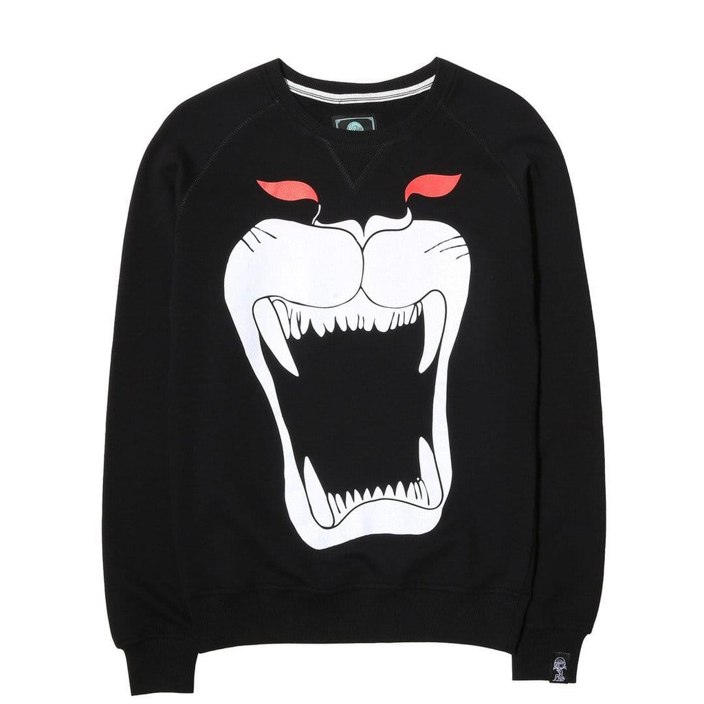 Creation PANTHER POWER SWEATSHIRT Black