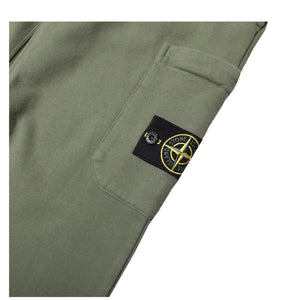 Stone Island Bottoms FLEECE PANTS