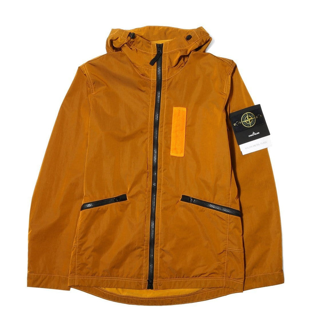 Stone Island LIGHT OVERCOAT Orange
