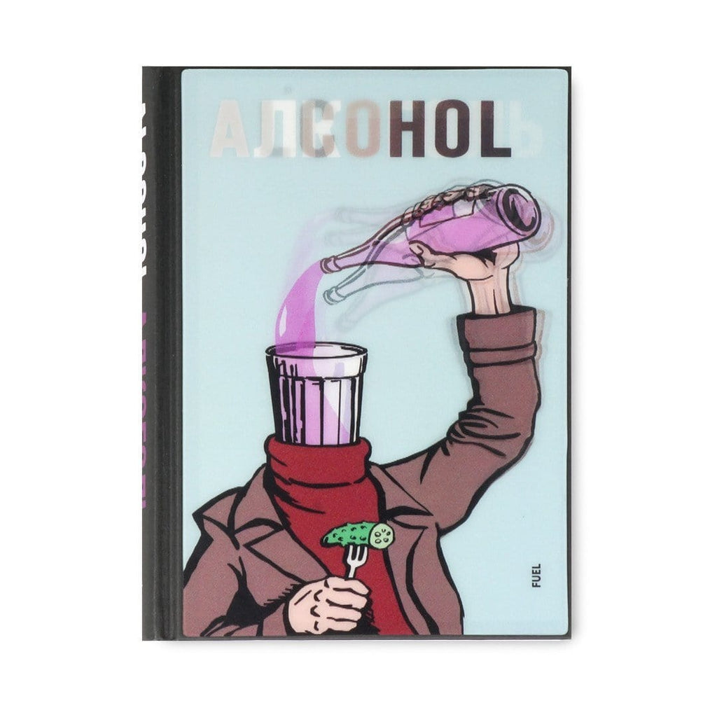 ALCOHOL : SOVIET ANTI ALCOHOL POSTERS Fuel Design