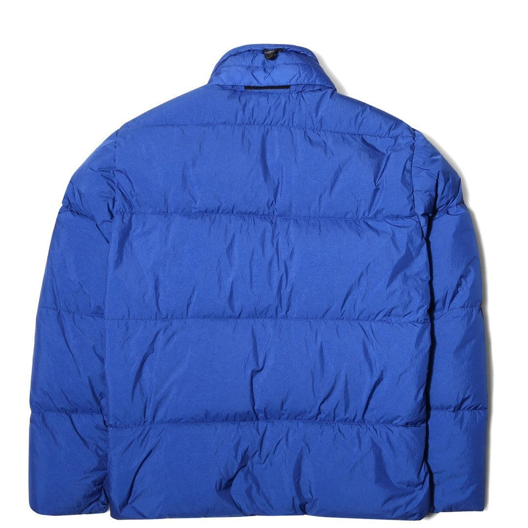 Stone Island Outerwear Garment Dyed Crinkle Reps NY Down