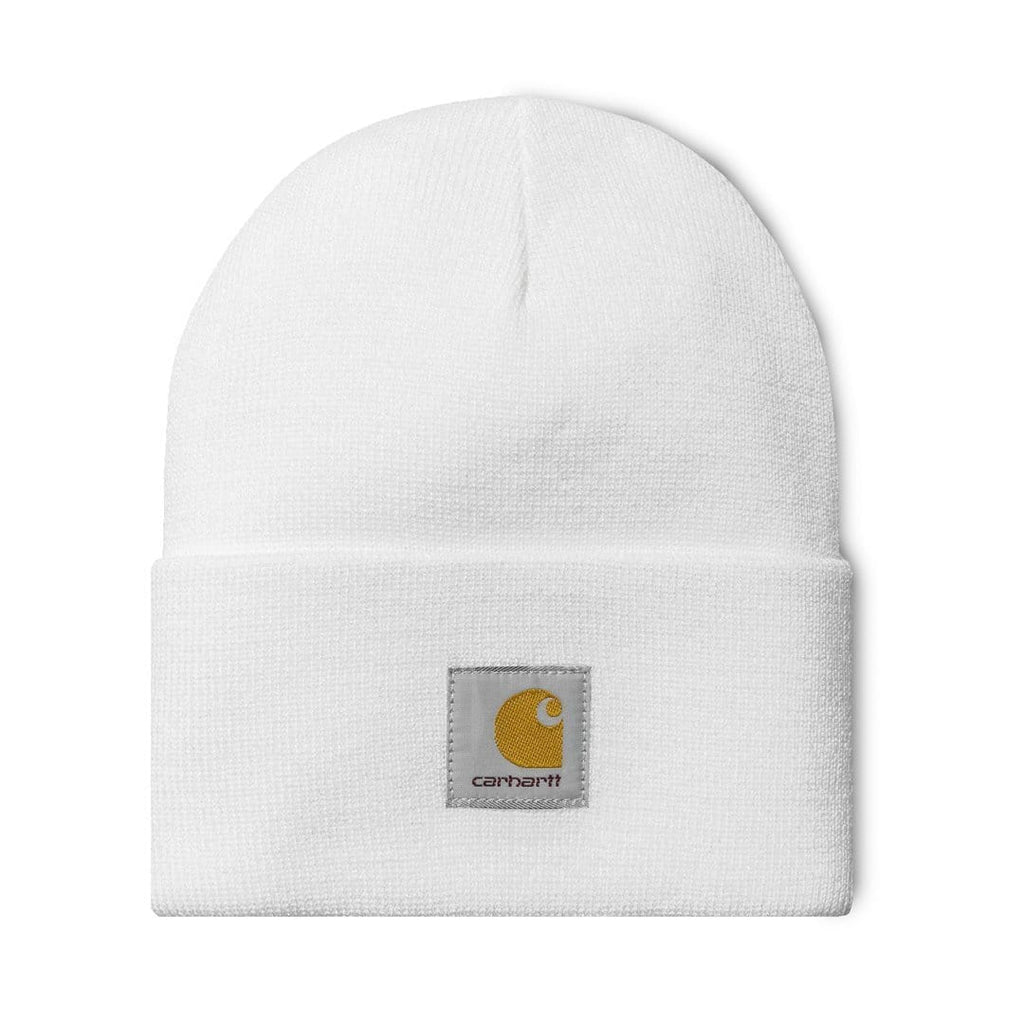 Carhartt W.I.P. ACRYLIC WATCH HAT White