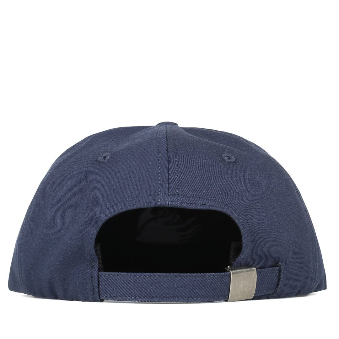 By Parra Headwear STONEWASH NAVY / O/S 6 PANEL HAT FLAME HOLDER