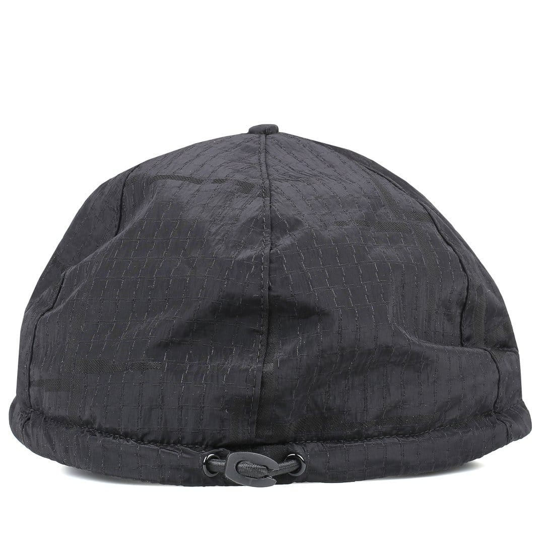 Stone Island Headwear Black / O/S NYLON METAL HAT