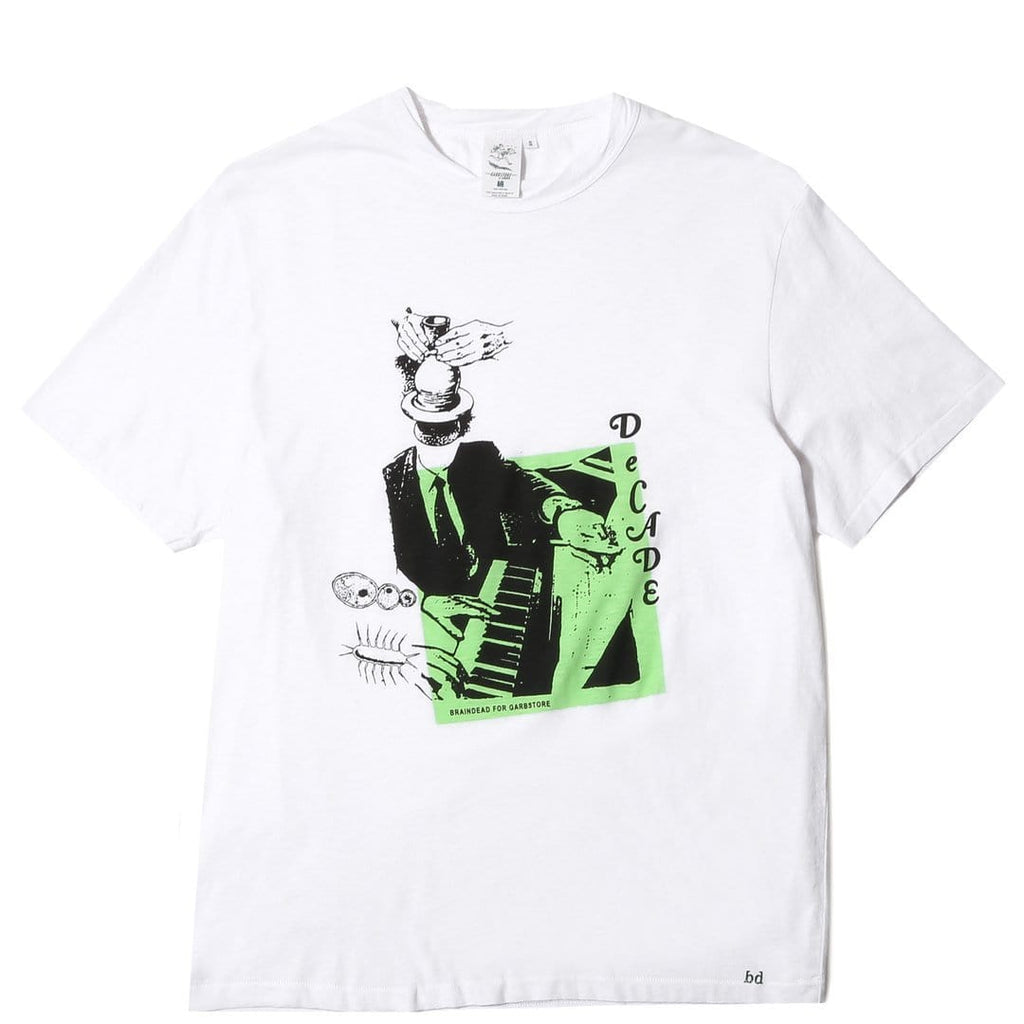 Garbstore KYLE NG DECADE TEE White