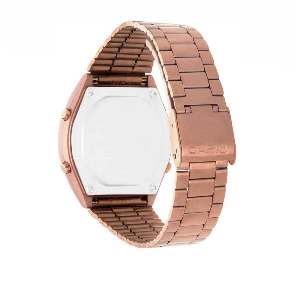 Casio B640WC-5AVT Rose Gold