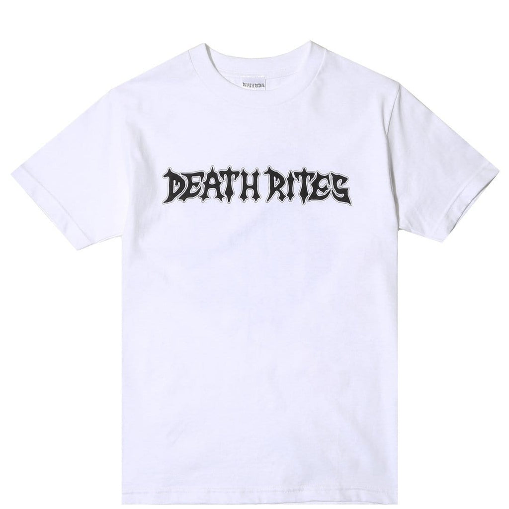 Death Rites ETERNAL NIGHTMARE S/S TSHIRT White