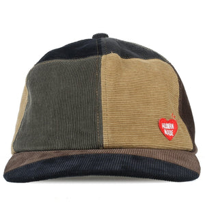 Human Made Headwear BROWN / O/S PATCHWORK CAP