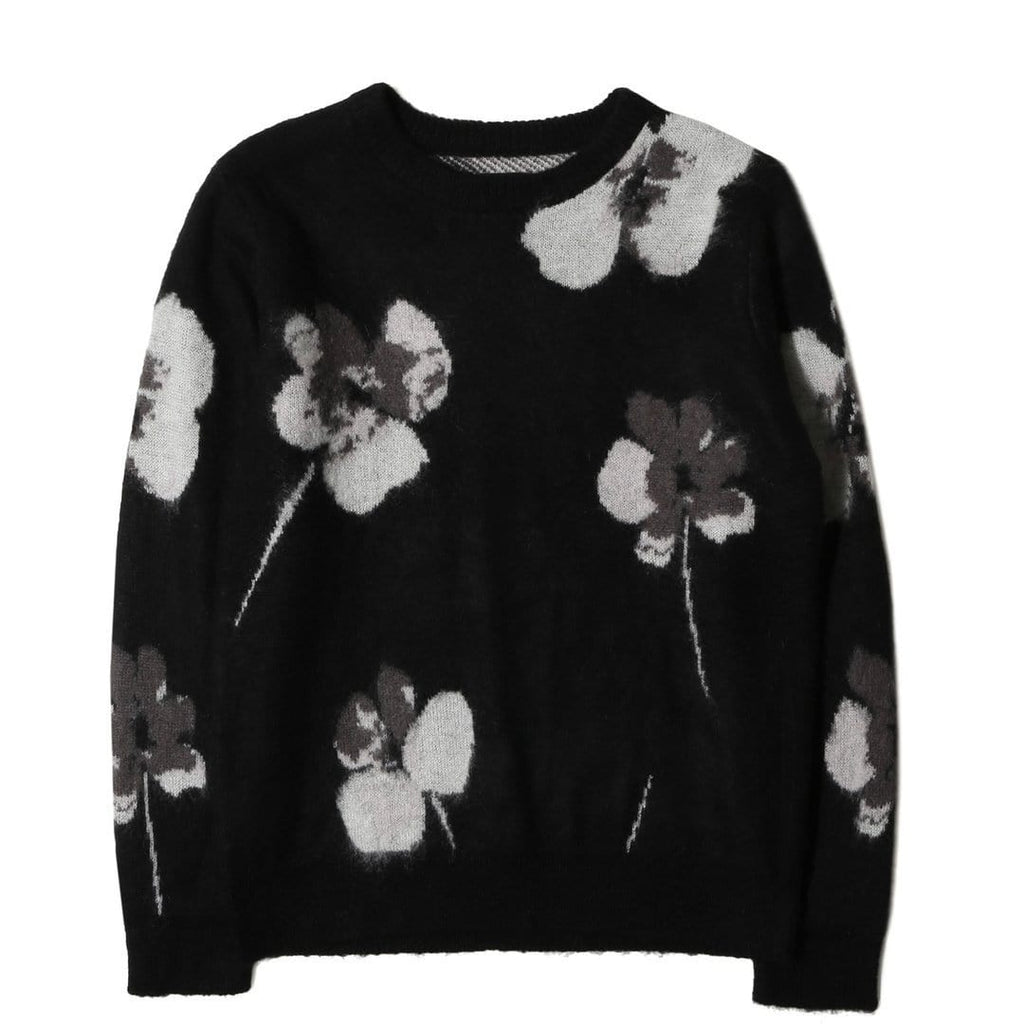 Stussy POPPY MOHAIR SWEATER Black