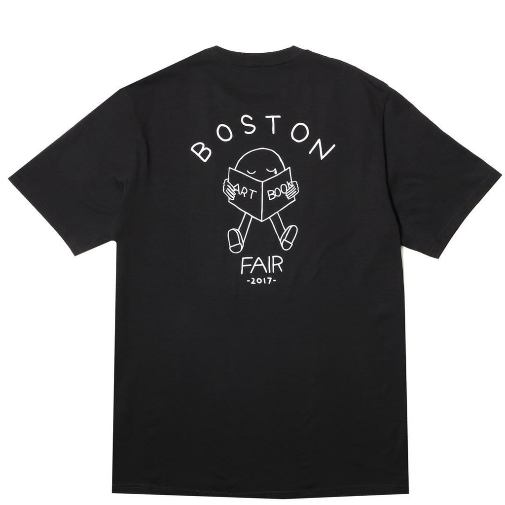Boston Art Book Fair Carhartt WIP Pocket Tee by Pat Falco