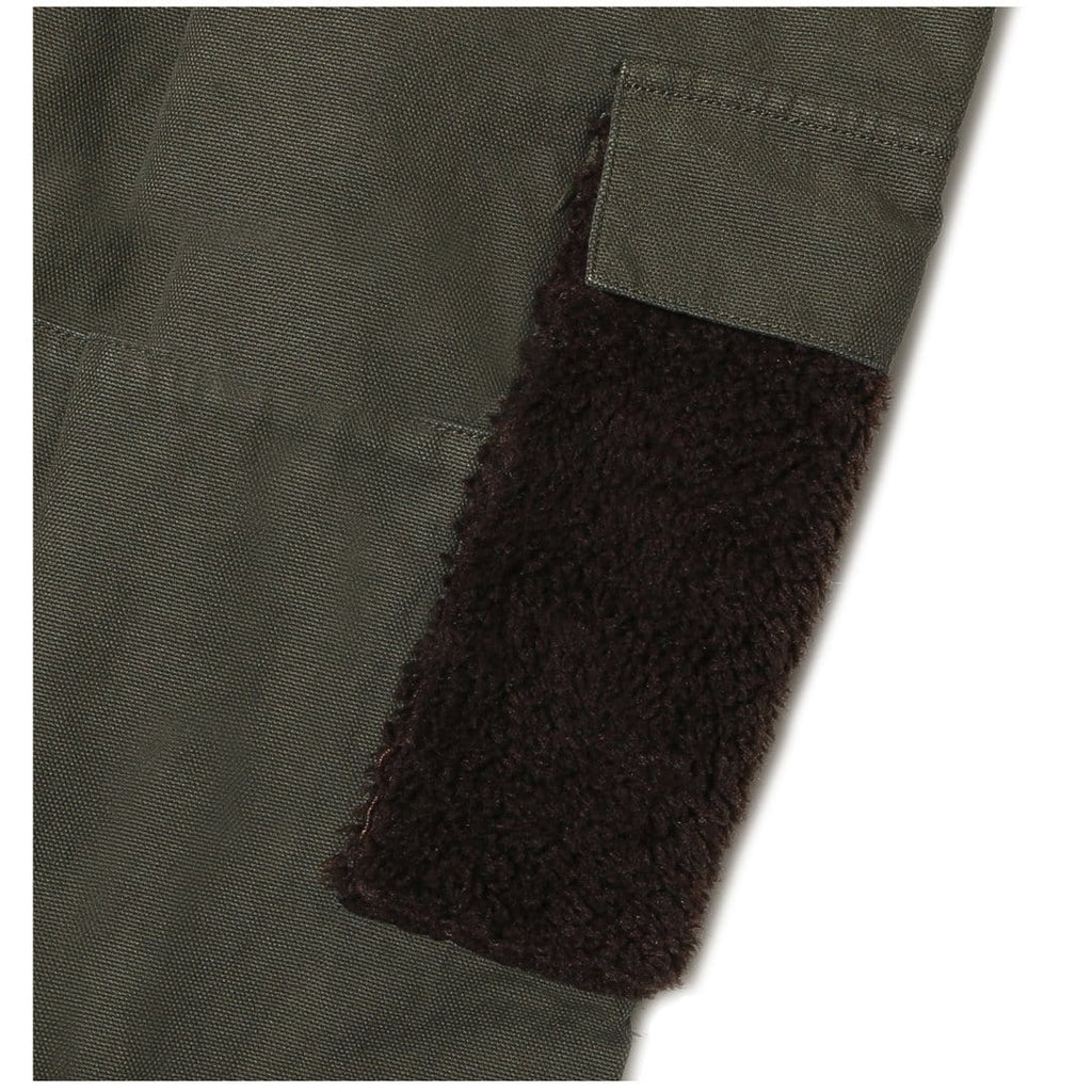 LC23 CARGO FUR TROUSERS Army Green
