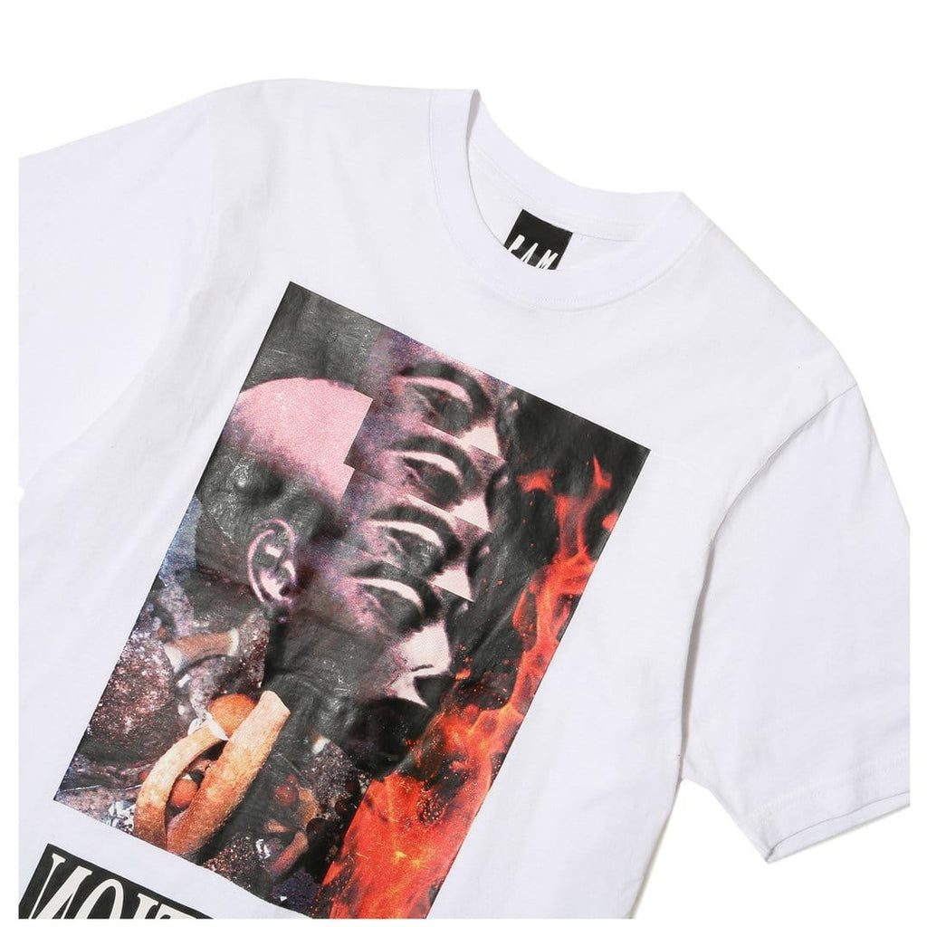 P.A.M. ANCIENT GATES S/S T SHIRT White