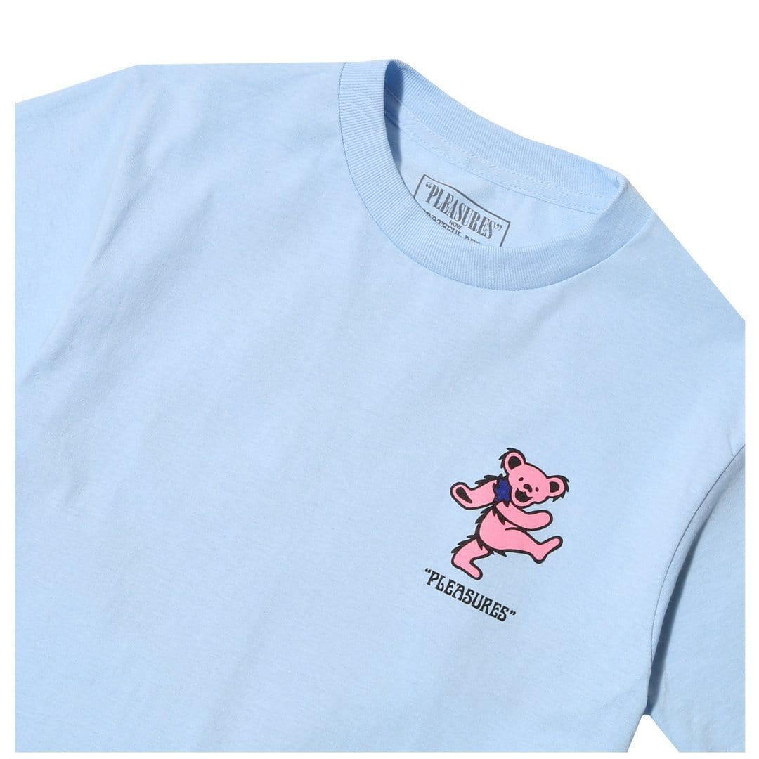 Pleasures T-Shirts BEAR T SHIRT