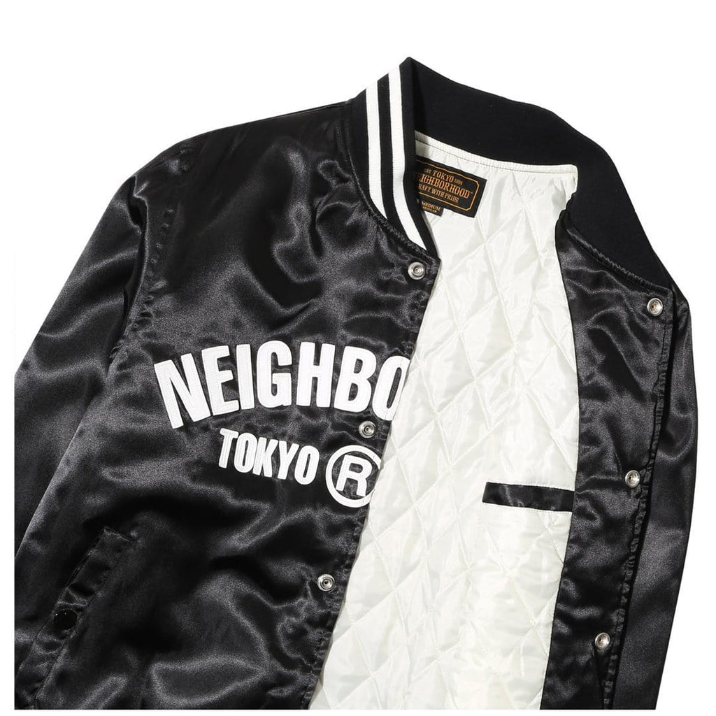 Neighborhood B.B. / E-JKT Black