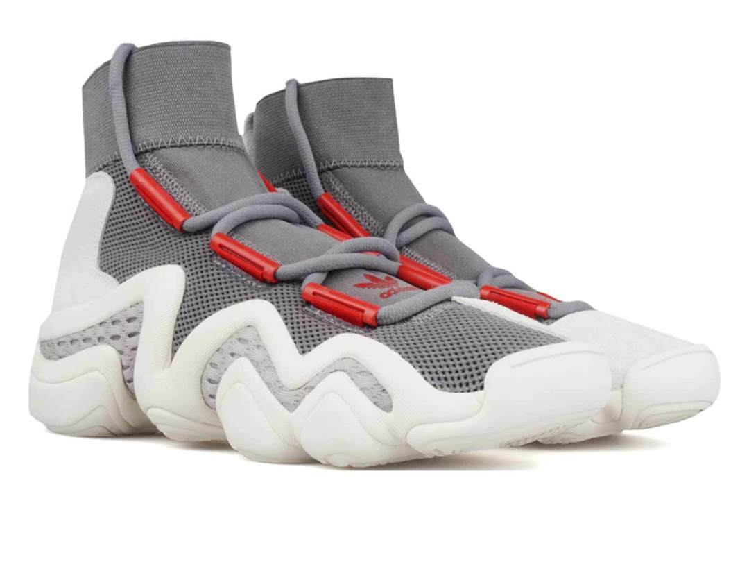 Adidas CRAZY 8 ADV Grey Foam/Power Red/Sesame