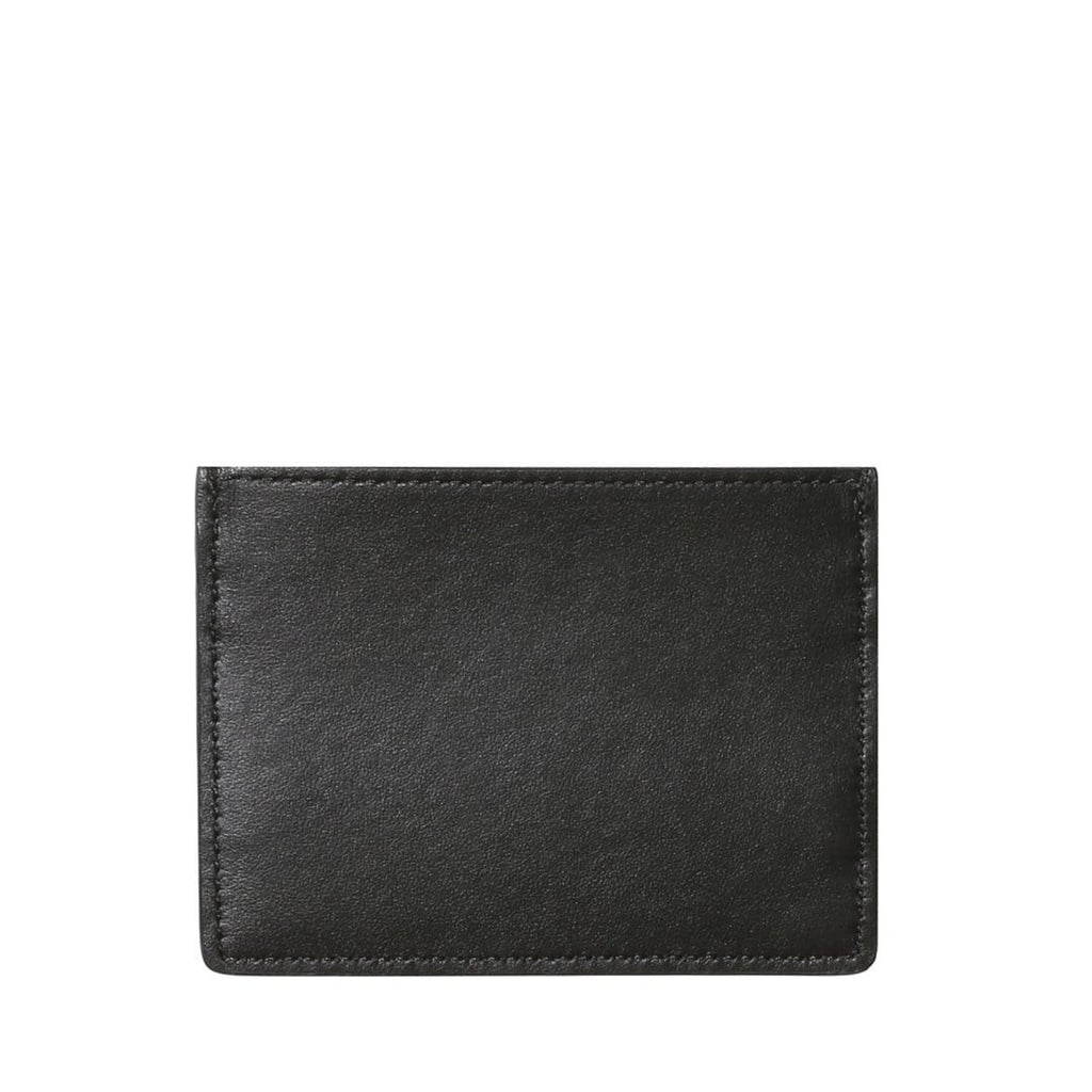 Maison Kitsuné PAR REC CARD HOLDER Black
