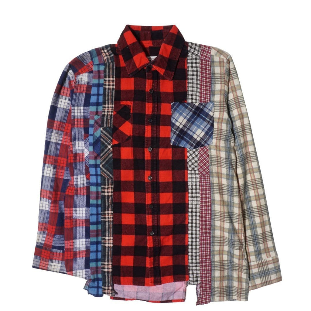 Needles 7 CUTS FLANNEL SHIRT 1 Assorted