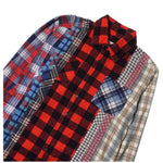 Load image into Gallery viewer, Needles Shirts ASSORTED / S 7 CUTS FLANNEL SHIRT 1